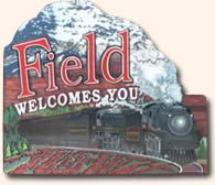 Welcome to Field, British Columbia