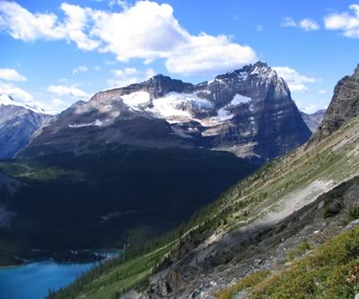 Lake O'Hara Area
